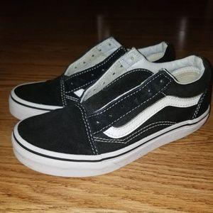 1.5 Vans Old Skool boy shoes